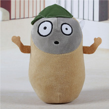 1pcs Plants vs Zombies Plush Toys 13-20cm PVZ Stuffed Soft Game Toy for Children Kids Gifts
