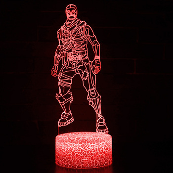 josh abbott fortnite game battle royale reddit ps4 tips download guide unofficial Acrylic Lights Game Accessories NightLight LED Sleep Light Projection Lamp Battle Royale Toys Kids Gifts