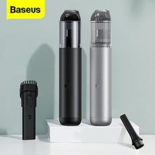 Baseus пылесос для чистки автомобиля инструмент для дома A3 15000Pa Мощность Фул всасывания ручной беспроводной пылесос Беспроводной большой Мощн...