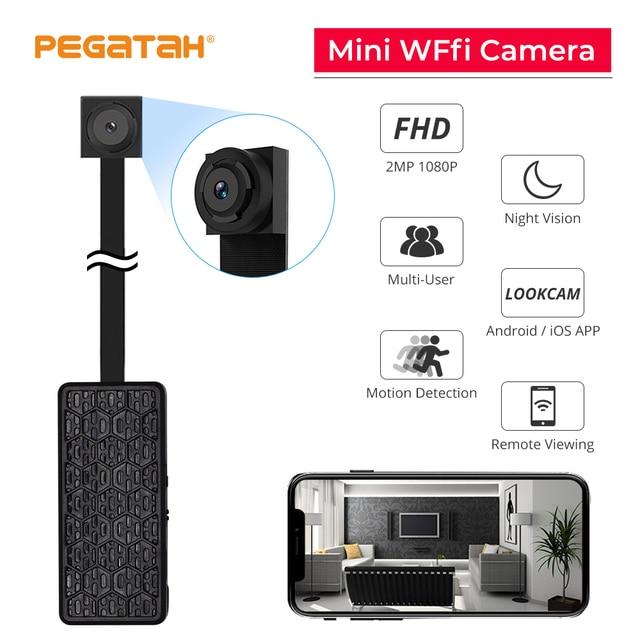 full hd 1080p HD Wireless  micro camera  sensor night vision 1