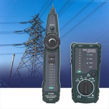 FY868 RJ11 RJ45 Cat5 Cat6 телефонный провод трекер Tracer LAN Сетевой кабель тестер детектор линия Finder измерительные инструменты
