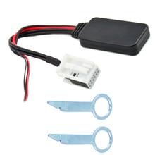 Biurlink rcd300 rcd310 rns300 rns310 aux-in adaptador de áudio fio bluetooth 5.0 adaptador para volkswagen skoda