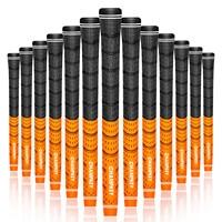 13PCS New Multi Compound Cord Golf Grip Standard 6 Colors Avaliable MCC Club Grips