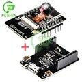 ESP32-CAM-MB WIFI ESP32 CAM Bluetooth макетная плата с камерой OV2640 MICRO USB для последовательного порта CH340G 4,75 V-5,25 V Nodemcu