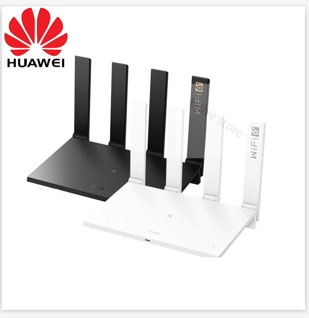 Huawei AX3 /AX3 PRO Wireless Router Wifi 6 + 3000mbps 2.4G & 5G Quad Core Wi-Fi Smart Home Router