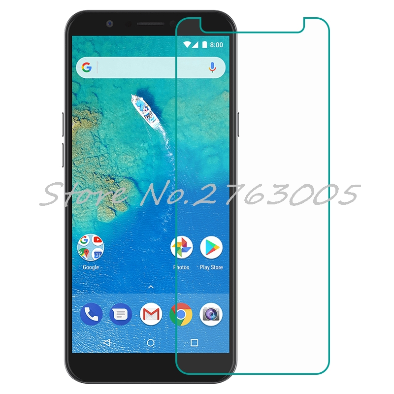 Tempered Glass For General Mobile GM 8 Go 9 Pro 6 5 Plus GM5 GM6 GM8 GM9 9H Protective Film LCD Screen Protector Cover