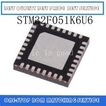 5PCS LOT STM32F051K6U6 F051K66 QFN 32 NEW