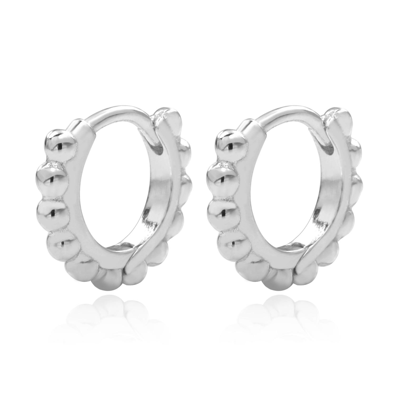 Huggies earrings