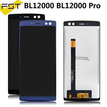 Original For 6.0 inch Doogee BL12000 BL12000 Pro LCD Display And Touch Screen With Tools And Adhesive Mobile Phone Accessories