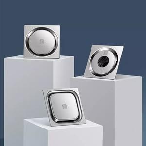 Image 2 - Youpin Dabai Floor Gootsteen Stekkers Rvs Swivel Drain Anti Blocking Filter Eetkamer Keuken Badkamer