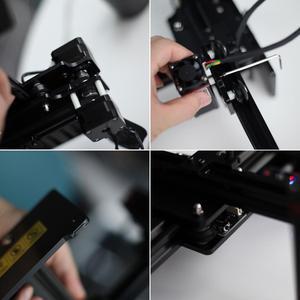 Image 3 - NEJE Master2 7W graveur Laser Mini CNC haute vitesse avec contrôle dapplication sans fil Benbox GRBL1.1f LaserGRBL Protection MEMS