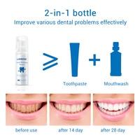 Teeth Whitening Mousse Toothpaste Dental Hygiene Health & Beauty