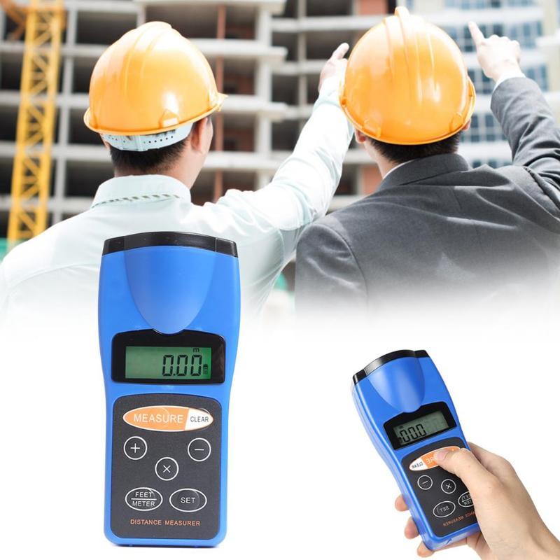CP-3007 Multifunktions Abstand Vermesser Entfernungsmesser Laser Mess