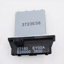 Blower Motor Resistor Part 27150-EY00A 271502-J000 27150-8H300 For X-trail NV200 Qashqai Maxima
