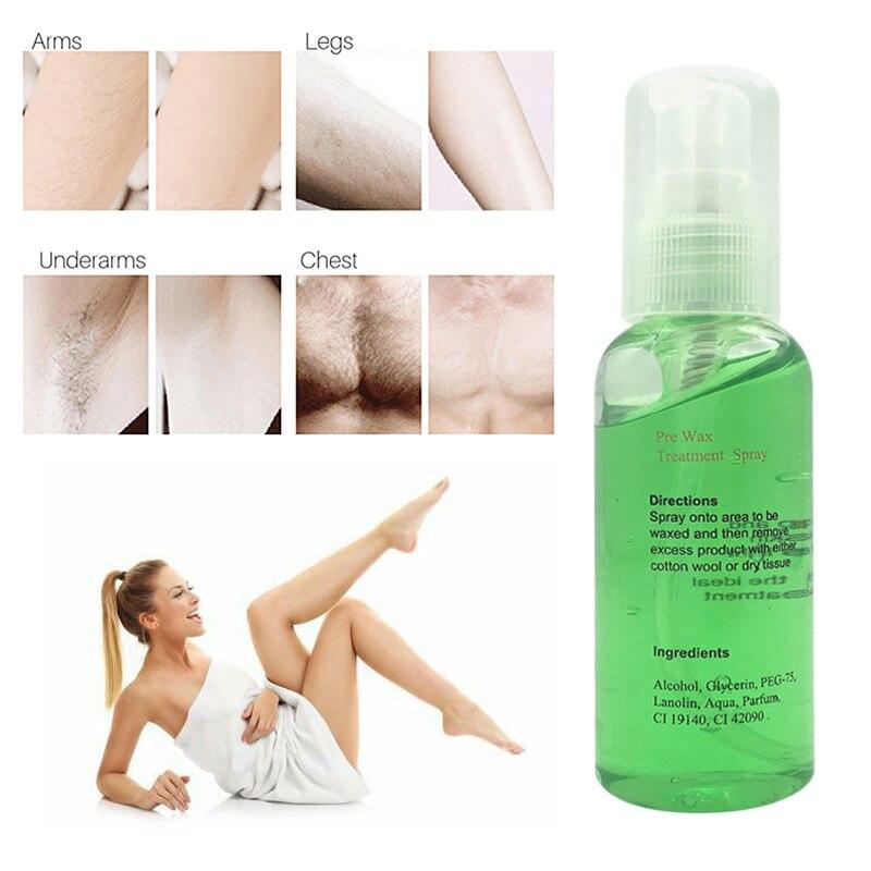 50ml 100% Natural Permanent Hair Removal Spray Beard Bikini Intimate Legs Body Armpit Painless Facial Stop Hair TSLM2