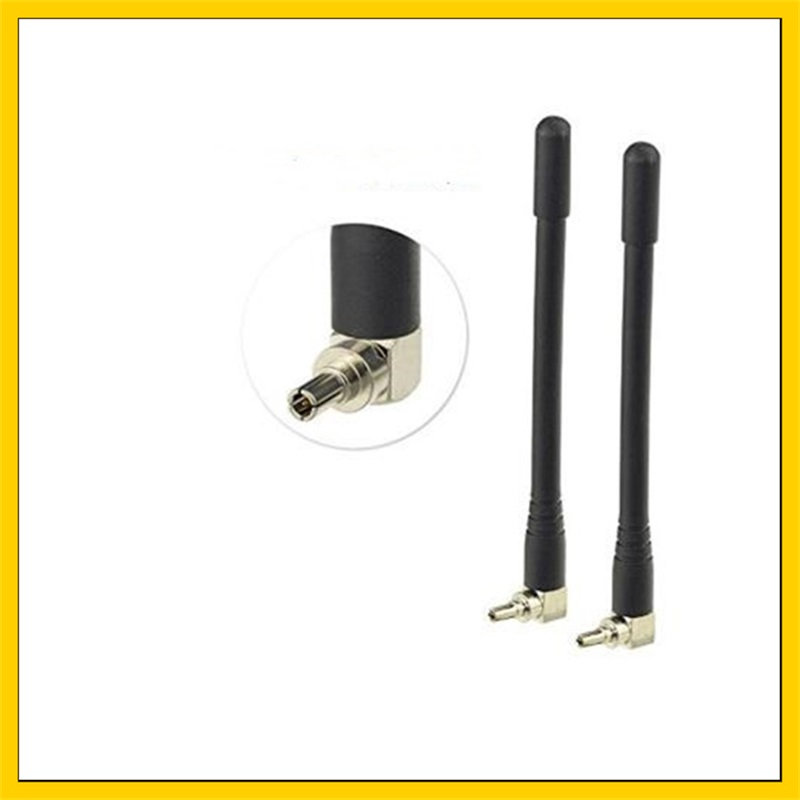 2pcs/  3G 4G Antenna CRC9 Connector Wifi Modem Extended Antenna For E353 E3131 E3372 With CRC9 Plug For USB Wireless Dongle