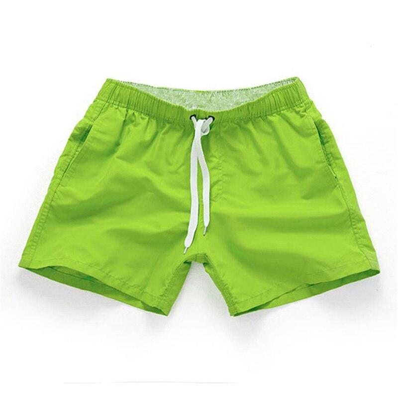 Swimming trunks men Summer Breeches board shorts Casual Bermudas Black White Boardshorts Homme Classic Clothing Beach Short Male 5