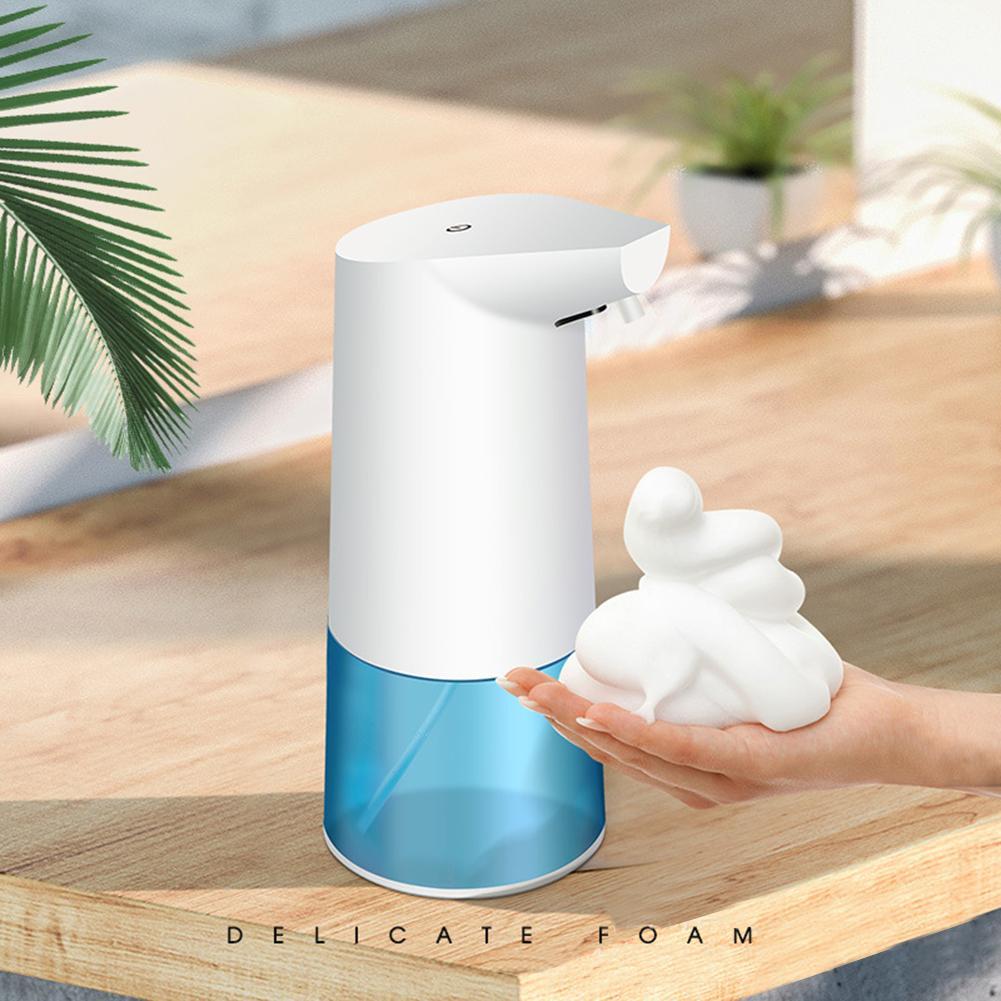 Automatic Foaming Soap Dispenser Infrared Motion Sensor Multi-Function Soap Dispenser Hand Sanitizerfor Bathroom Kitchen Toilet