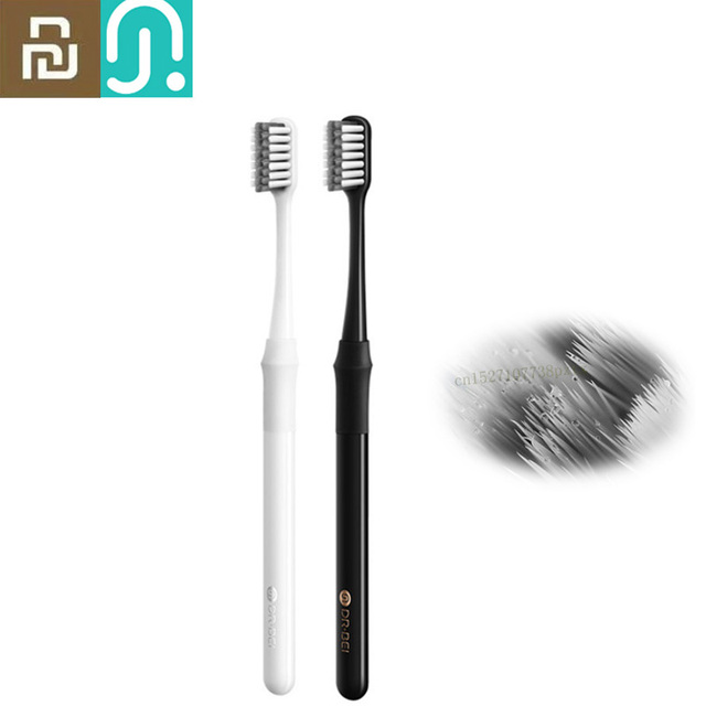 2 Colors Youpin Doctor B Tooth Mi Bass Method Better Brush Wire Couple Including Travel Box for Mijia Smart Home