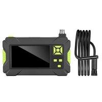 Endoscópios manuais p30 verde industrial 4.3 Polegada de alta definição 1080 p tela de exibição borescope (2 m)|Tela de exibição| |  -