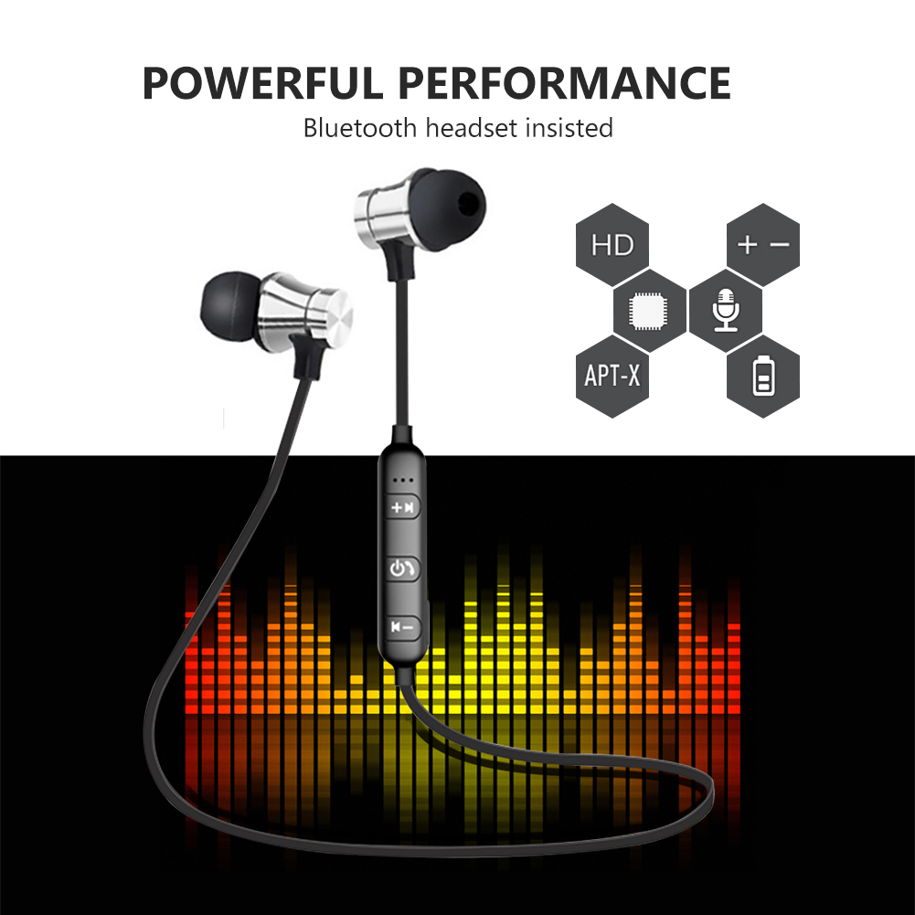 2020 New Wireless Bluetooth Earphones Sport Magnetic Stereo Earpiece Fone De Ouvido For IPhone Xiaomi Huawei Honor Samsung Redmi Hf330660b3e144da190aee7906325942aB