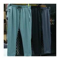 Pantalones de entrenamiento para hombre, correr, trotar, pantalones de gimnasia de baloncesto, ejercicio, Fitness, pantalones largos sueltos de deporte para hombre