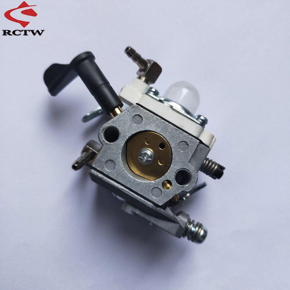 Carburetor Fit 23cc- 36cc Zenoah CY Engine for 1/5 HPI ROFUN Rovan KM Baja 5B 5T 5SC LOSI 5IVE-T RC CAR Parts