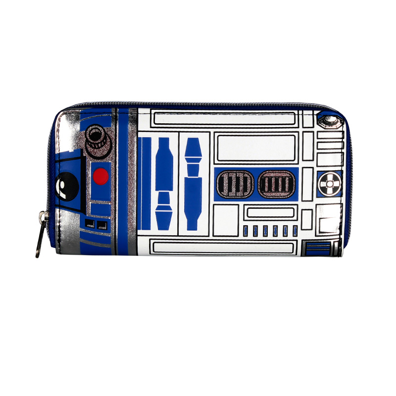 Star Wars Wallet Female Purse Lady Purses Women Card Holder DFT2052