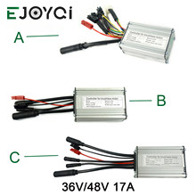 EJOYQI Electric bike Controller KT 36V 48V 17A For Ebike Motor 350W Electric Bicycle Brushless Ebike Controller Waterproof(China)