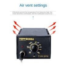 Паяльная станция yaogong 936a термостат антистатический Электрический