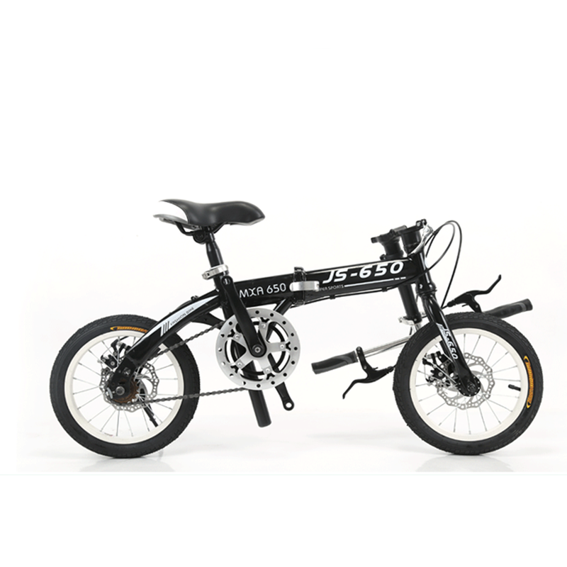 New Foldable Ultra Light Mountain Bike 14 Inch Student Men and Women Adult Road Bike Outdoor Portable Bike 2020