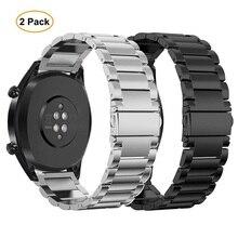 2pcs Milans Stainless Steel Strap For Garmin Vivoactive 3 3music Watch band bracelet Strap For Garmin Vivoactive3 Forerunner 645 цена в Москве и Питере