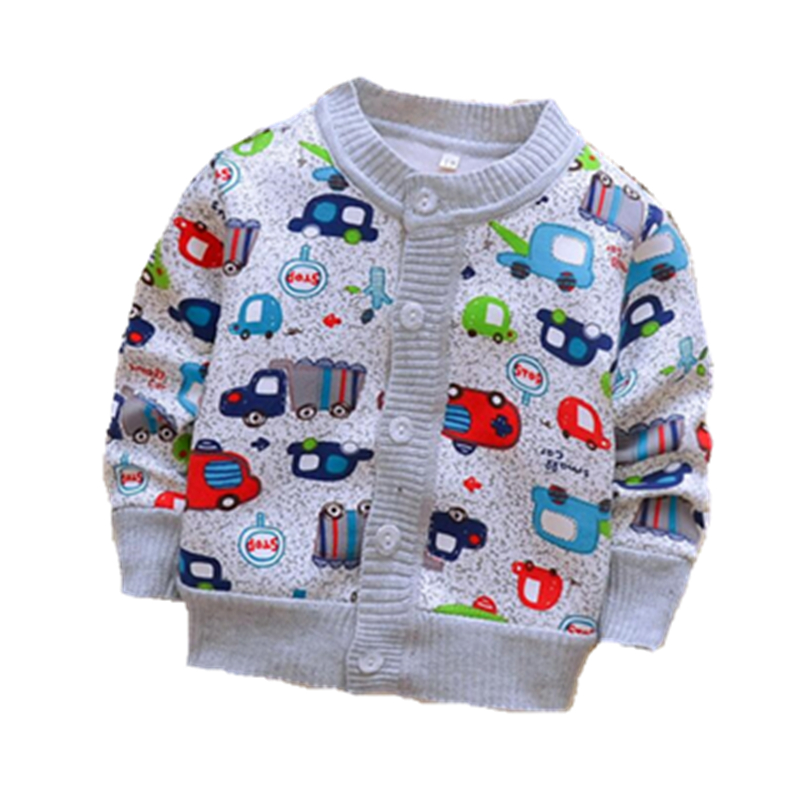 Coat Outerwear Clothing Cardigan Jacket Sweater Long-Sleeve Toddler Infant Baby Winter
