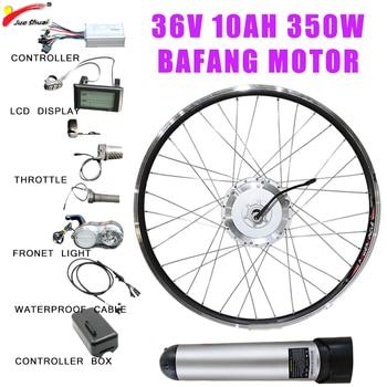 Bafang-Kit de conversión de Bicicleta eléctrica, 350W, 36V