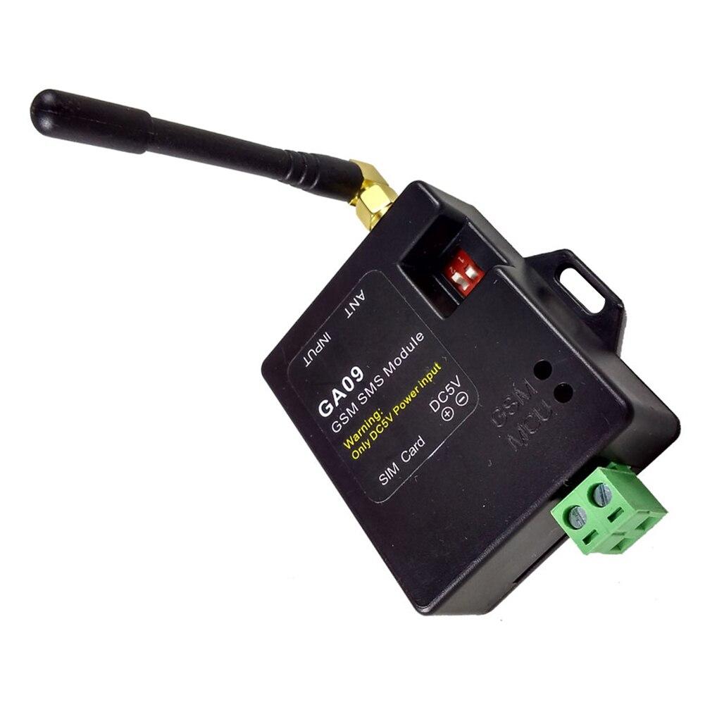 GA09 Drahtlose Alarm Antenne APP Mini-Call Tür SMS Fernbedienung GSM Alarm Home Security Universal Fenster Sensoren 8 Kanal Modul