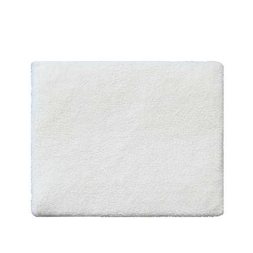Épaissi animal de compagnie doux polaire couverture tapis de lit pour chiot chien chat canapé coussin maison lavable tapis garder au chaud