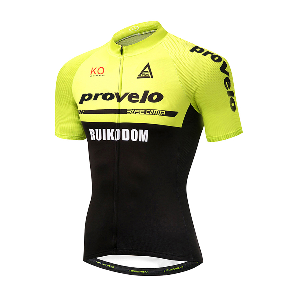 Bike Jersey Bicycle-Shirt Short-Sleeve Pro-Team Maillot Breathable MTB Ropa-Ciclismo
