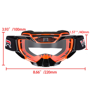 Image 4 - POSSBAY Motorcycle Dirt Bike Racing Goggles MX Off Road Glasses Motorbike Outdoor Sport Oculos Cycling Goggles Motocross Gafas