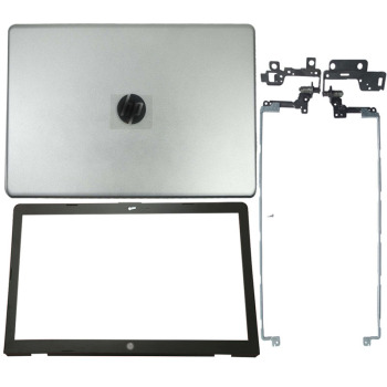 NEW For HP 17-BS 17-AK 17-BR Series Laptop LCD Back Cover/LCD Front bezel/LCD Hinges 933298-001 926489-001 933293-001 926482-001 new laptop lcd top cover lcd front bezel for dell tobii alienware 17 r4 0pn5xv 05gvp2 a and b shell