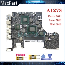 Placa base A1278 Original probada para Macbook Pro 13 \