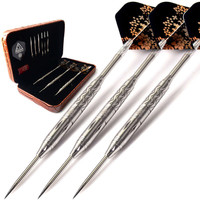 CUESOUL 3pcs 15cm 28g Professional 95% Tungsten Steel Tip Darts With Nice Box For Dartboard Games