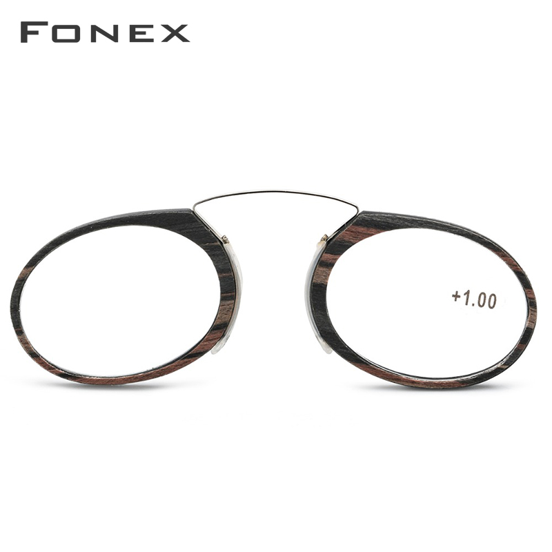 Thin Stripe Optical SOS Pince Nez Style Nose Resting Pinching <font><b>Reading</b></font> <font><b>Glasses</b></font> for <font><b>Men</b></font> Women +1.0 +1.5 +2.0 +2.5 +3.0 +3.5 image