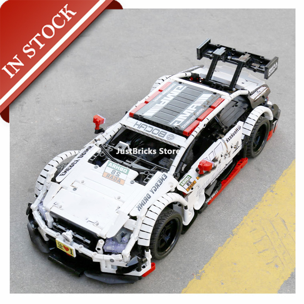 Technic c63 Sport Car 23012 In Stock Building Blocks 1900+Pcs Bricks Race Kit Engine Sports 20097 42096 20086 MOC
