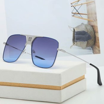 Retro Original Brand Designer classic Sunglasses UV Protection For Men/Women prescription Sun Glasses GY1960 Givenchy- 2