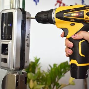 Image 5 - 12V léger Mini batterie tournevis sans fil main perceuse électrique maison bricolage outils électriques forage vis de montage de haute qualité