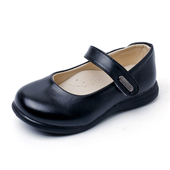 Kids Leather Shoes Toddler Girls Flats Fashion Princess Mary Jane Shoes  Soft Party Wedding Formal School Shoes For Girls Baby-Leather bag