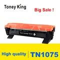 Toney King тонер-картридж TN1075 TN 1075 совместимый для Brother HL-1110 1112 DCP-1510 1512R MFC-1810 принтер с чипом