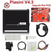 Professionelle PIASINI ECU Chip Tuning Kits Master Vollständige V 4,3 OBD CAN-BUS Scanner Checksum Korrektur Lesen & Schreiben programmierer
