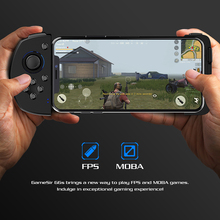 Mobile Game Controller G6 One-Handed Wireless Bluetooth Gamepad With Joystick Fo