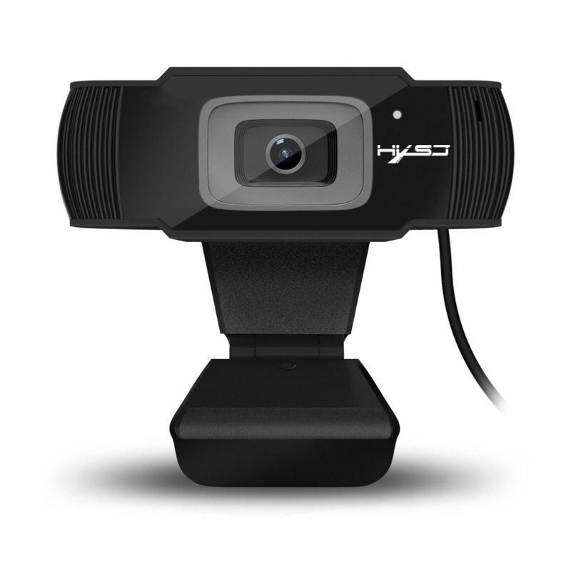S70 1920*1080P Webcam Autofocus Web Camera 5M Megapixel Built-In Sound-absorbing